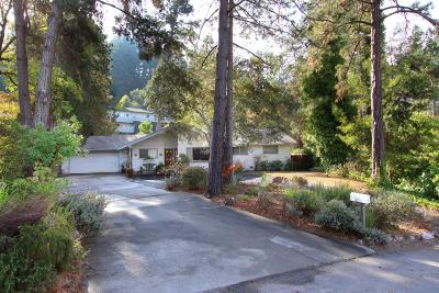 Scotts Valley Single Family Home For Sale: Baja Sol Dr