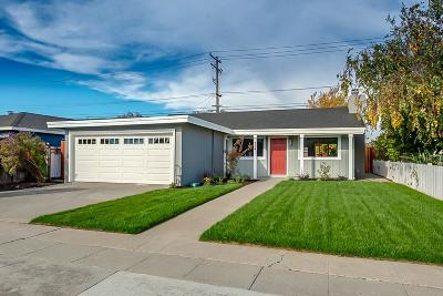 BELMONT Single Family Home For Sale: 504 Chesterton Ave