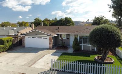 Single Family Home For Sale: 490 Calero Ave