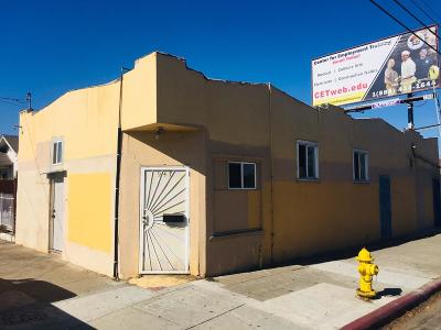 SAN JOSE Single Family Home For Sale: 947 S Almaden Ave