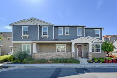 Santa Clara Single Family Home For Sale: 3066 Via Siena Pl