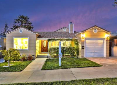 SAN BRUNO Single Family Home For Sale: 172 Elm Ave