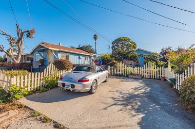 SEASIDE CA Multi Family Home For Sale: $610,000