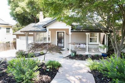 San Carlos Single Family Home For Sale: 761 Orange Ave