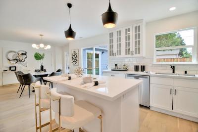 SANTA CLARA Single Family Home For Sale: 666 Malarin Ave
