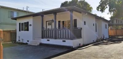 EAST PALO ALTO Single Family Home For Sale: 1132 Bay Rd