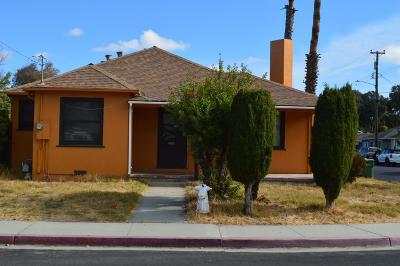 SANTA CLARA Single Family Home For Sale: Cheeney St