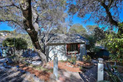 Redwood City Single Family Home For Sale: 631 Park Rd
