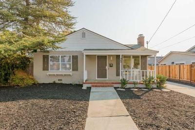 Palo Alto Single Family Home For Sale: 345 Wilton Ave
