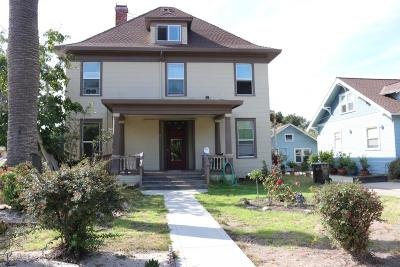 Multi Family Home For Sale: 825 & 821 N Branciforte Ave