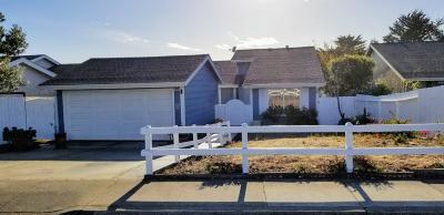 Half Moon Bay Single Family Home For Sale: 1410 Cabrillo Hwy