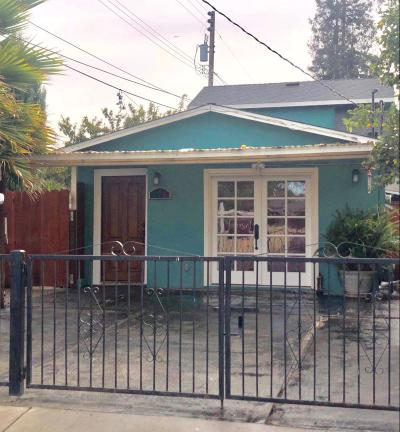 REDWOOD CITY Single Family Home For Sale: 198 Dumbarton Ave