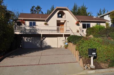 Santa Cruz County Single Family Home For Sale: 263 Pebble Beach Dr