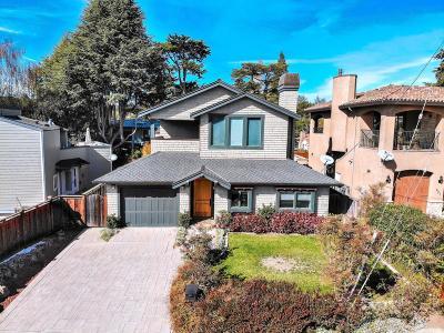 Santa Cruz County Single Family Home For Sale: 419 Locke Dr