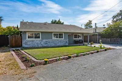 Sunnyvale Single Family Home For Sale: 1442 Hampton Dr