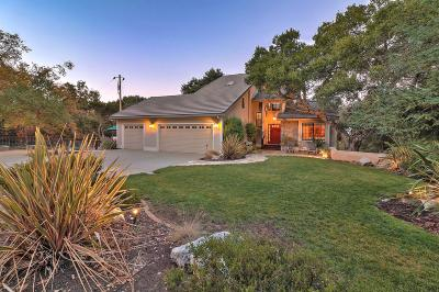 SAN JUAN BAUTISTA Single Family Home Contingent: 6800 San Juan Canyon Rd