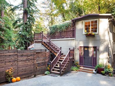 BOULDER CREEK Single Family Home For Sale: 199 Blue Ridge Dr