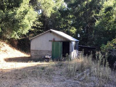 Santa Cruz County Single Family Home For Sale: 6701 Oak Ridge Rd
