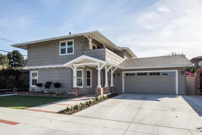 SALINAS Single Family Home For Sale: 22 Santa Ana Dr