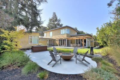 Los Altos Single Family Home For Sale: 395 Arboleda Dr
