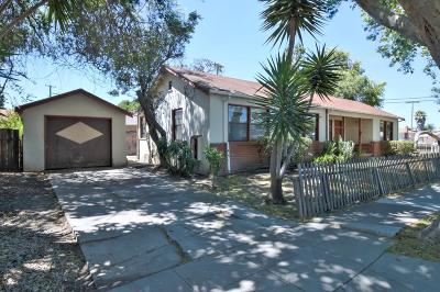 MENLO PARK Single Family Home For Sale: 1263 Madera Ave