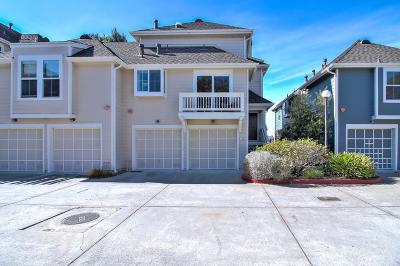 FOSTER CITY Townhouse For Sale: 1021 Rudder Ln