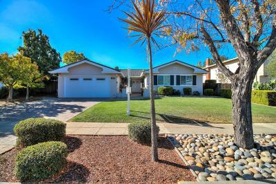 Single Family Home For Sale: 6855 Burnside Dr