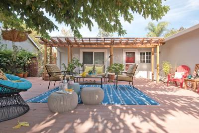 Single Family Home For Sale: 6448 Du Sault Dr