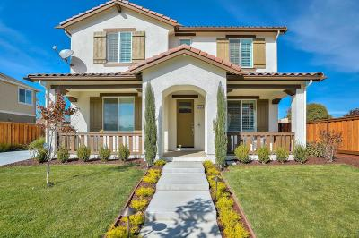 MORGAN HILL Single Family Home For Sale: 177 Peral Ave