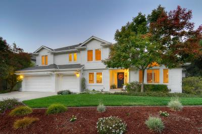 REDWOOD CITY Single Family Home For Sale: 3723 Jefferson Ct