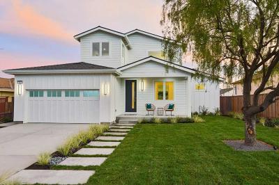 MILLBRAE Single Family Home For Sale: 301 Helen Dr
