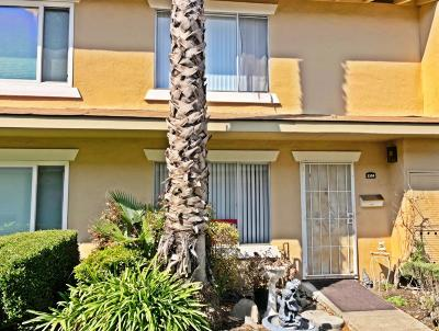 SAN JOSE Townhouse For Sale: 5504 Don Rodolfo Ct