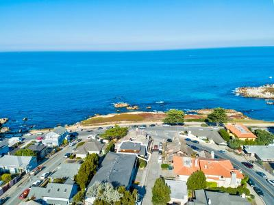 Pacific Grove Single Family Home For Sale: 112 2nd St