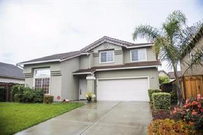 HOLLISTER CA Single Family Home For Sale: $595,000