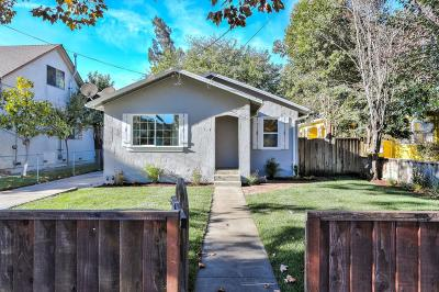SAN JOSE Single Family Home For Sale: 283 S 19th St