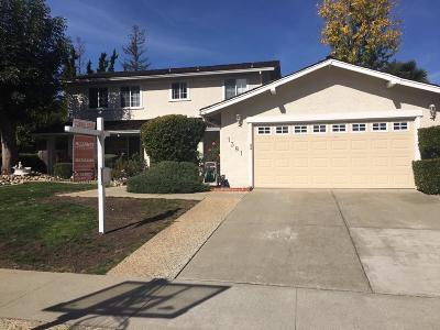 Single Family Home For Sale: 1381 Norelius Ct