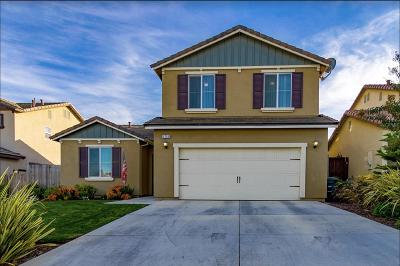 HOLLISTER CA Single Family Home For Sale: $599,000
