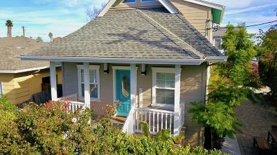 Santa Cruz Single Family Home For Sale: 212 Walk Cir