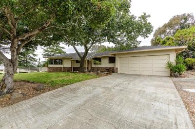 Hayward Single Family Home For Sale: 3580 Star Ridge Rd