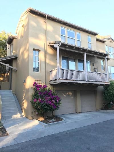 SANTA CRUZ Townhouse For Sale: 140 Southview Ter