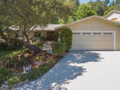 Santa Cruz Single Family Home For Sale: 111 Cress Rd
