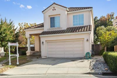 MORGAN HILL Single Family Home Contingent: 484 Via Sorrento