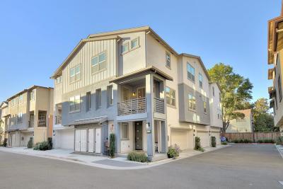 SANTA CLARA Townhouse For Sale: 2951 Via Roma Pl Unit 37
