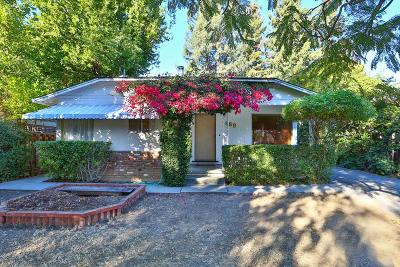 MENLO PARK Single Family Home For Sale: 488 Gilbert Ave