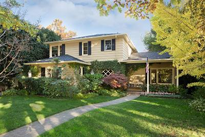 Palo Alto Single Family Home For Sale: 1215 Forest Ave