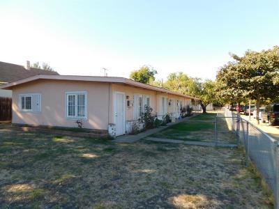 Stockton Multi Family Home For Sale: 430 E 6th St