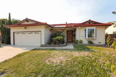 Mountain View Single Family Home For Sale: 910 San Marcos Cir