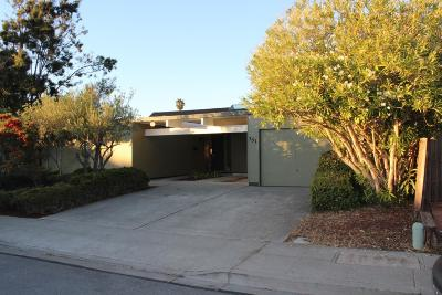 FOSTER CITY Single Family Home For Sale: 751 Widgeon St