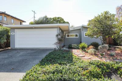 Palo Alto Single Family Home For Sale: 3460 Rambow Dr