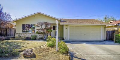 Cupertino, Sunnyvale Single Family Home For Sale: 789 Ponderosa Ave